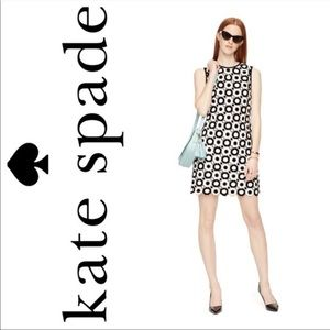 Kate spade GUIPURE crochet dress sz 10